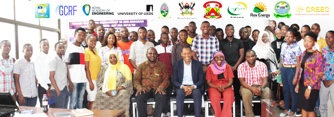 E4R: DIT & UDSM Students Kickoff Meeting - Group 2